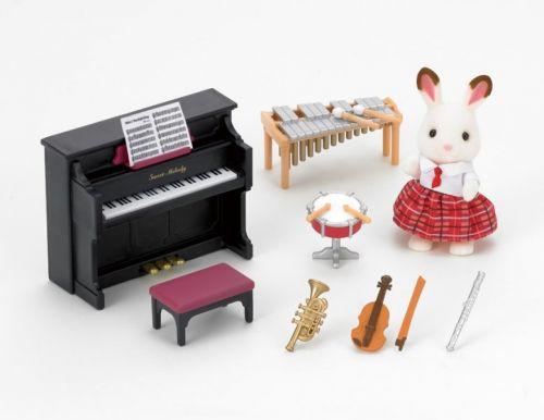 Sylvanian Families Školní hudební pomůcky set cena od 340 Kč