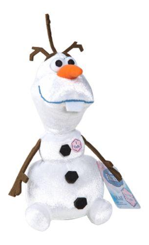 Just Play: Ledové království - mluvící plyšová hračka (ass.Anna/Elsa/Olaf) (3/12) cena od 221 Kč