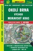 SHOCART Okolí Brna - východ, Moravský kras cena od 79 Kč