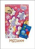 EDEN Omalovánky My Little Pony + pastelky zdarma cena od 0 Kč