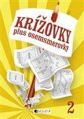 Mária Havranová: Krížovky plus osemsmerovky 2 cena od 66 Kč