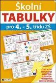 Školní tabulky pro 4.-5. třídu ZŠ cena od 77 Kč
