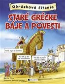 Martin Pitro: Staré grécke báje a povesti Obrázkové čítanie cena od 164 Kč