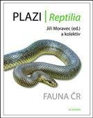 Jiří Moravec: Plazi - Fauna ČR cena od 373 Kč