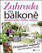Isabelle Palmer: Zahrada na balkoně cena od 93 Kč