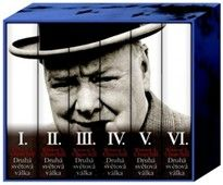 W.S. Churchill: Druhá světová válka cena od 1315 Kč