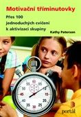 Kathy Paterson: Motivační tříminutovky cena od 254 Kč