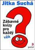 Jitka Suchá: Zábavné kvízy pro každý věk cena od 172 Kč