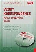 Pavel Prudký: Vzory korespondence podle daňového řádu 2015 (+CD) cena od 374 Kč