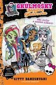 Pollygeist Danescary: Monster High Ghúlmošky Kniha ghúlovin cena od 135 Kč