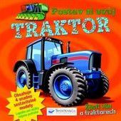 Svojtka Postav si svůj traktor cena od 120 Kč