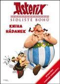 René Goscinny, Uderzo Albert: Asterix Sídliště bohů - Kniha hádanek se samolepkami cena od 79 Kč