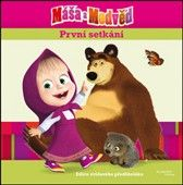 Kučová Lucie: Máša a medvěd - První setkání cena od 108 Kč