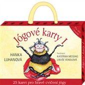 Hanka Luhanová: Jógové karty I. cena od 349 Kč