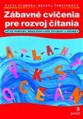 Helena Červinková: Zábavné cvičenia pre rozvoj čítania cena od 124 Kč