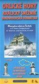 JENA Orlické hory 1:75 000 Zimní lyžařská mapa 2015 cena od 50 Kč