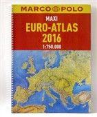 Marco Polo AA Evropa MAXIFORMAT 1 : 750 000 cena od 174 Kč