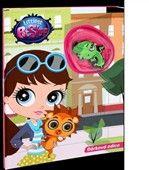 Nettlová Klára: Littlest Pet Shop s hračkou cena od 79 Kč