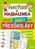 FRAGMENT Matýsek a Majdalenka báječné úkoly pro předškoláky cena od 53 Kč
