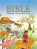 Česká biblická společnost Bible Příběhy na každý den cena od 383 Kč