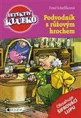 Ursel Scheffler: Detektiv Klubko. Podvodník s růžovým hrochem cena od 117 Kč