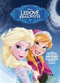 Walt Disney: Ledové království - Knížka na celý rok cena od 199 Kč