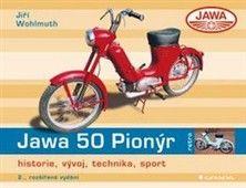 Jiří Wohlmuth: Jawa 50 Pionýr cena od 225 Kč