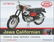 Jiří Bartuš: Jawa Californian cena od 313 Kč
