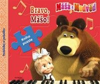 Walt Disney: Máša a medvěd - Bravo, Mášo! cena od 135 Kč