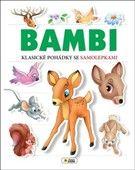 Bambi - Klasické pohádky se samolepkami cena od 29 Kč