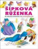 Grez Marcela: Šípková Růženka - Klasické pohádky se samolepkami cena od 31 Kč