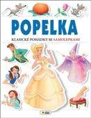 Grez Marcela: Popelka - Klasické pohádky se samolepkami cena od 31 Kč