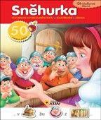 Sněhurka - obrázkové čtení cena od 37 Kč