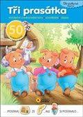 SUN Obrázkové čtení Tři prasátka cena od 37 Kč