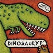 Lila Prap: Dinosaury?! cena od 172 Kč