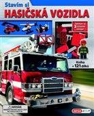 INFOA Stavím si Hasičská vozidla cena od 186 Kč