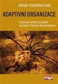 Adrián Podskľan: Adaptivní organizace cena od 132 Kč