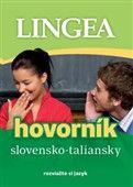 Lingea Slovensko-taliansky hovorník cena od 187 Kč