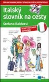 Stefano Baldussi: Italský slovník na cesty cena od 114 Kč