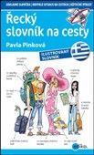 Pavla Pinková: Řecký slovník na cesty cena od 84 Kč