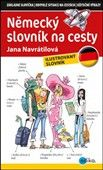 Jana Navrátilová: Německý slovník na cesty cena od 123 Kč