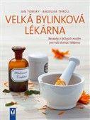 Jan Tomsky: Velká bylinková lékárna cena od 187 Kč