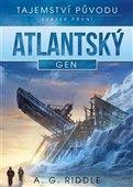 A. G. Riddle: Atlantský gen (1) cena od 273 Kč