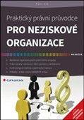 Petr Vít: Praktický právní průvodce pro neziskové organizace cena od 199 Kč