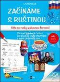 Éditions Larousse: Začínáme s ruštinou cena od 101 Kč
