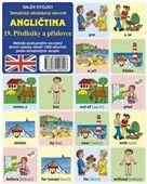 Kolektiv autorů: Najdi dvojici - Angličtina - 19. Předložky a příslovce cena od 28 Kč