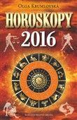 Olga Krumlovská: Horoskopy 2016 cena od 17 Kč