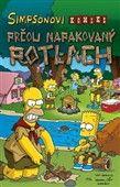 Matt Groening: Simpsonovi Prčou napakovaný potlach cena od 200 Kč
