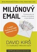 David Kirš: Miliónový email cena od 201 Kč