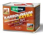 Detecha Karbolineum Extra jantar světle hnědý 3,5 kg